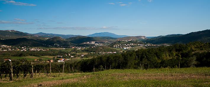 L'Istria interna - Buzet
