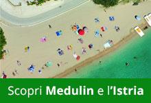 Medulin, Istria - banner