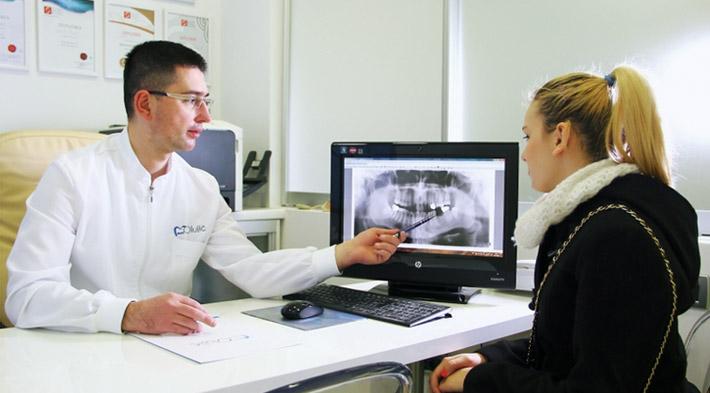 Dental Olujic ufficio